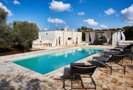 Villa Teia stunning cottage for vacation with heated pool in Ostuni Puglia - 42